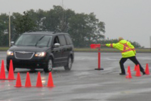 Skid Driver Training