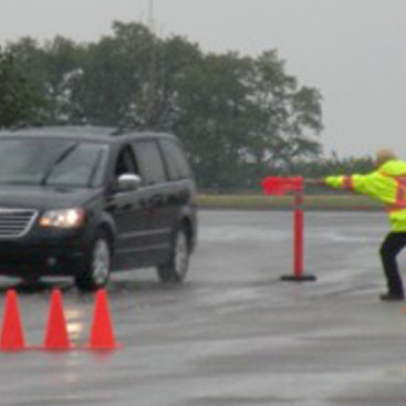 Collision Avoidance - Skid School